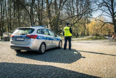 Jak zachować się w przypadku kontroli drogowej?