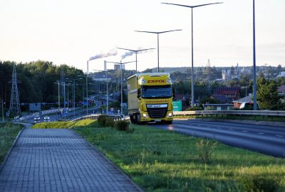 Jakie warunki powinien mieć zapewnione kierowca przez pracodawcę?